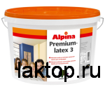 Интерьерная краска Alpina Premium Latex 3. 1870 руб.