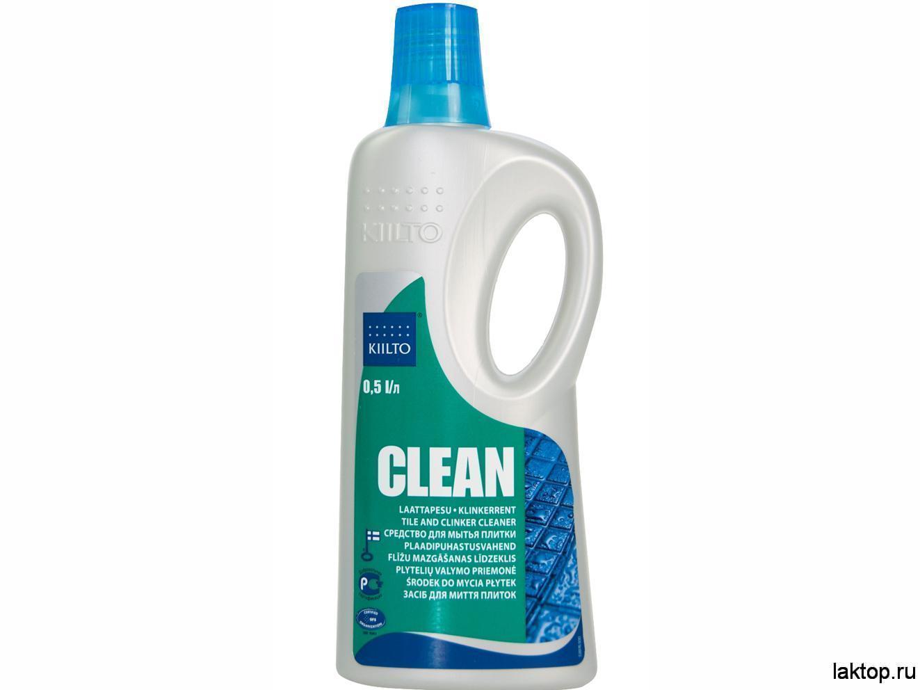 KIILTO Clean для мытья плиток. 510 рублей. Доставка!