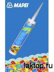 Mapesil AC цветной герметик. От 590 руб.