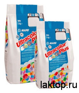 Ultracolor Plus MAPEI Затирка