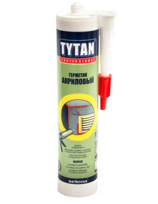 Акриловый герметик TYTAN