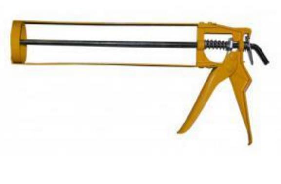 Пистолет скелетный
