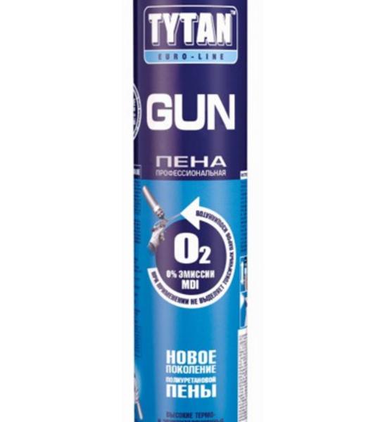 TYTAN GUN O2