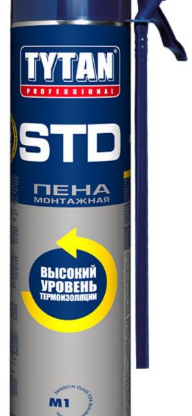 TYTAN STD Пена монтажная