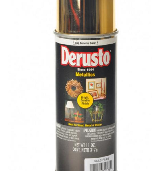 Золото Derusto Metallics