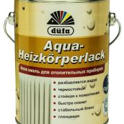 Aqua-Heizkorperlack Эмаль для отопительных приборов Dufa