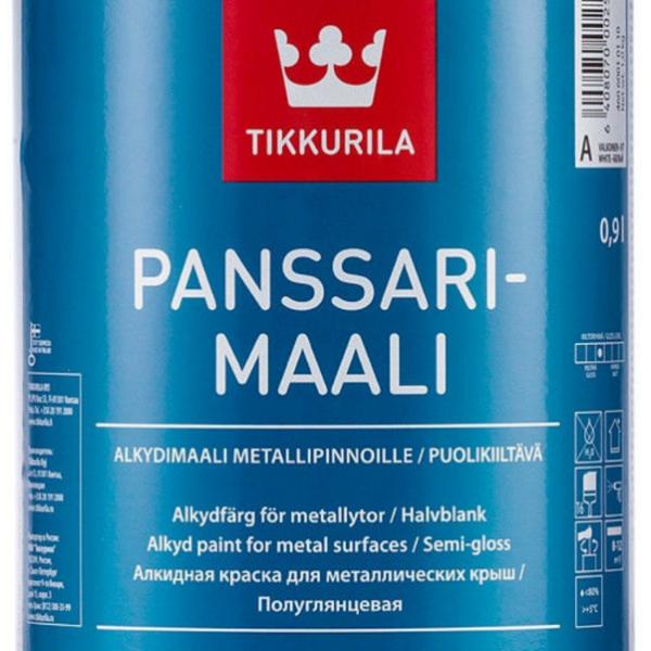 Panssarimaali Краска для металлических крыш 0,9