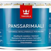 Panssarimaali Краска для металлических крыш 9л