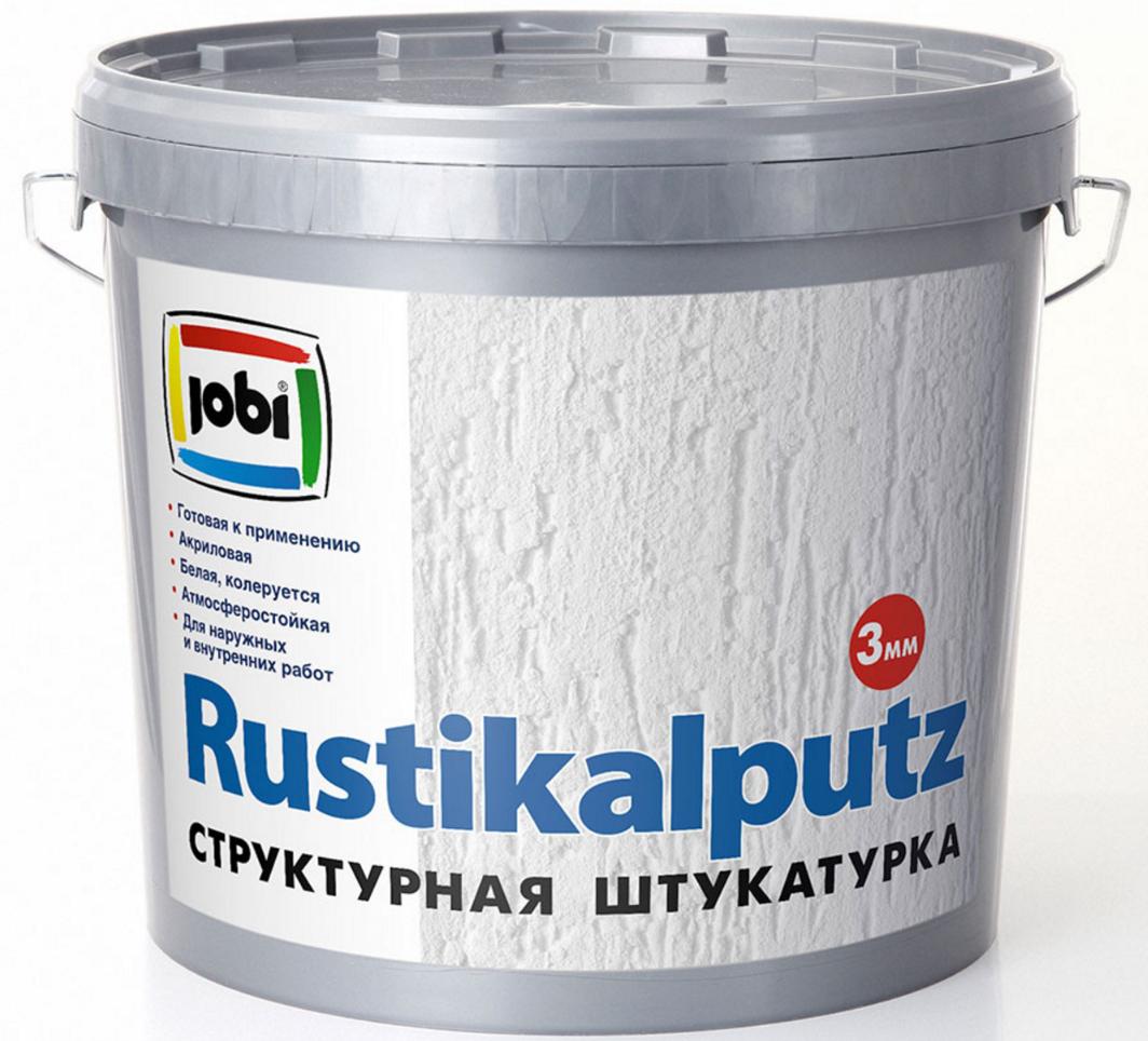 Rusticalputz 3мм