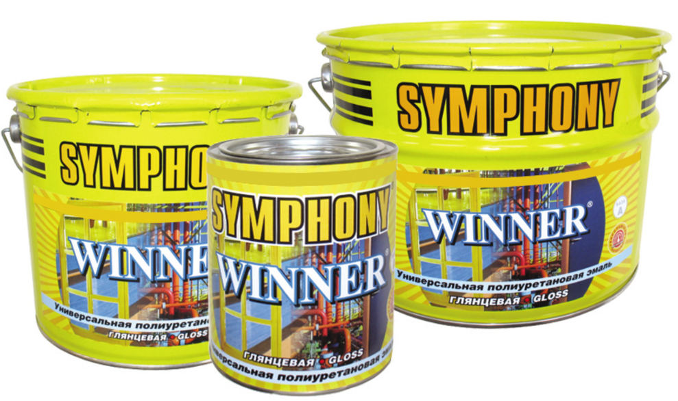 Winner Symphony
