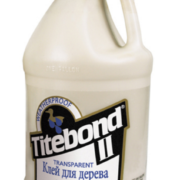 Бесцветный Titebond Premium wood glue