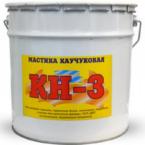 Мастика каучуковая КН-3 КЛЕЮЩАЯ