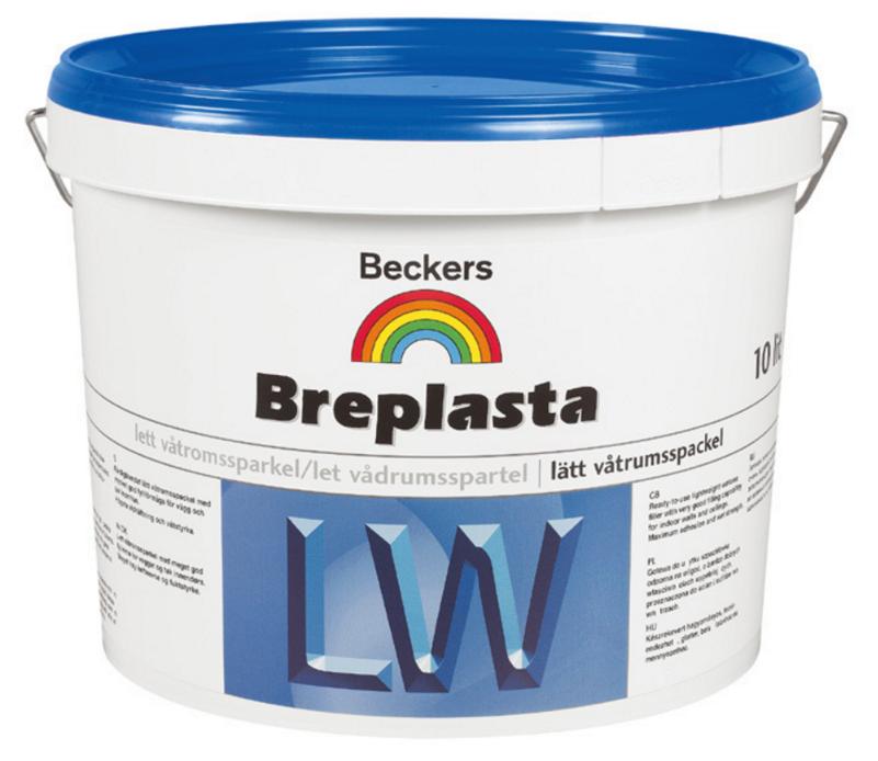 Beckers Breplasta LW