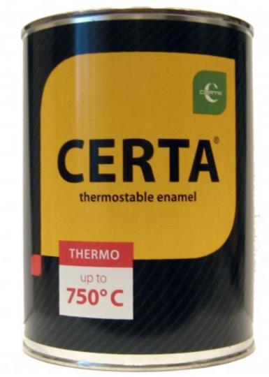 CERTA  термостойкая