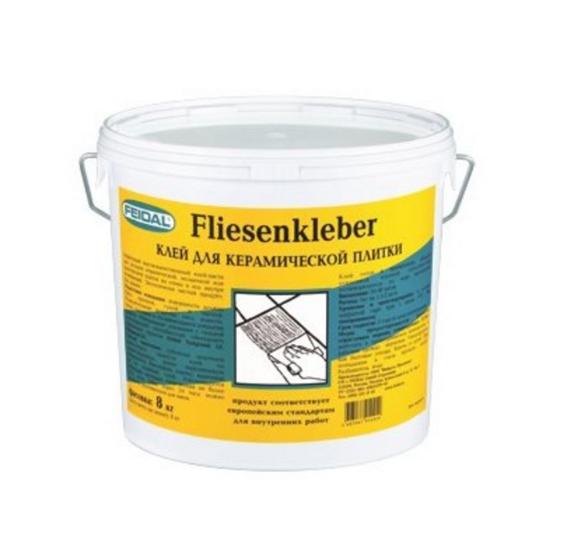 Fliesenkleber Клей для керамической плитки 4 кг
