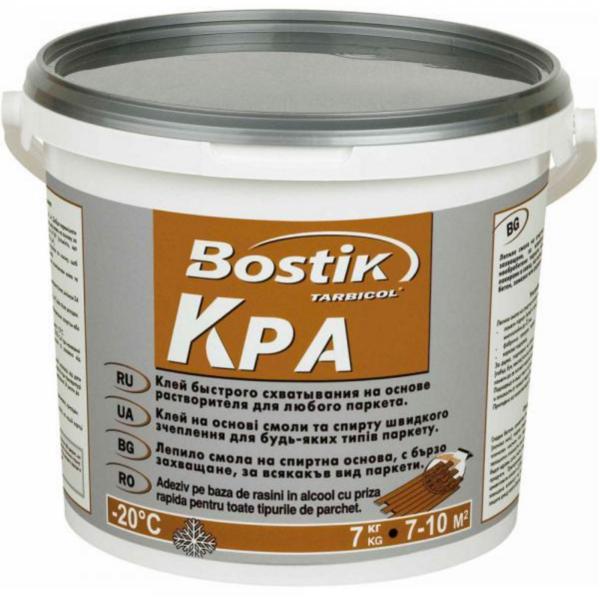 Tarbicol KPA - Паркетный клей на спиртовой основе 7кг