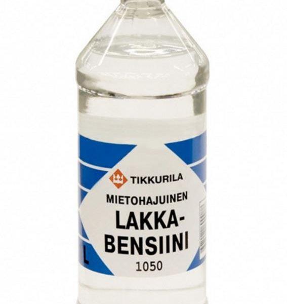 1050 уайт-спирит Tikkurila.