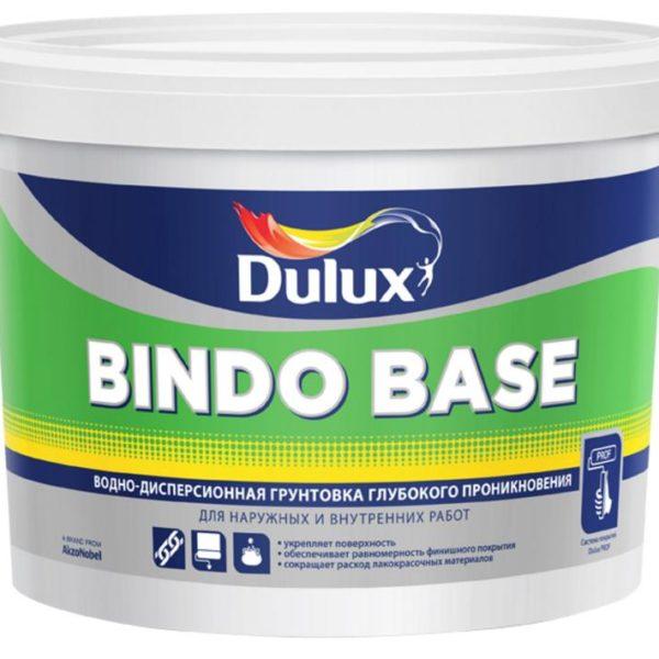 BINDO BASE Грунтовка глубокого проникновения Dulux
