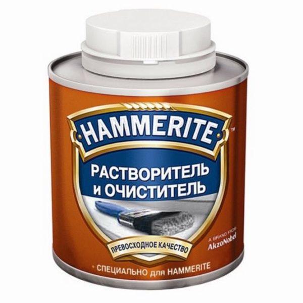 Hammerite Растворитель и очиститель