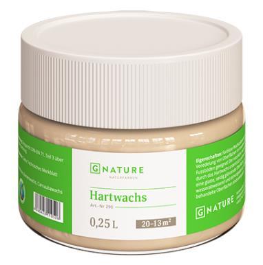 Твёрдый воск Gnature №290 Hartwachs