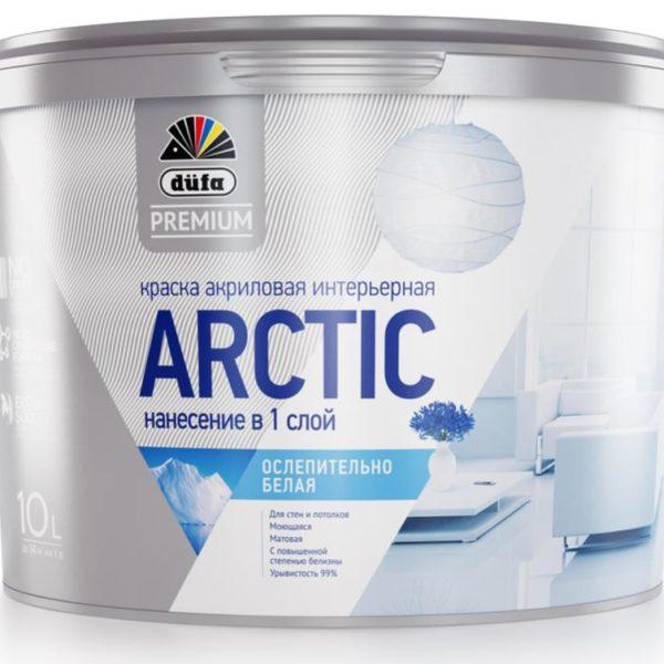 Arctic Premium Dufa Краска для нанесения в 1 слой