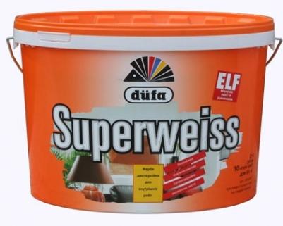 Superweiss dufa (Реутов) Краска дисперсионная для внутренних работ