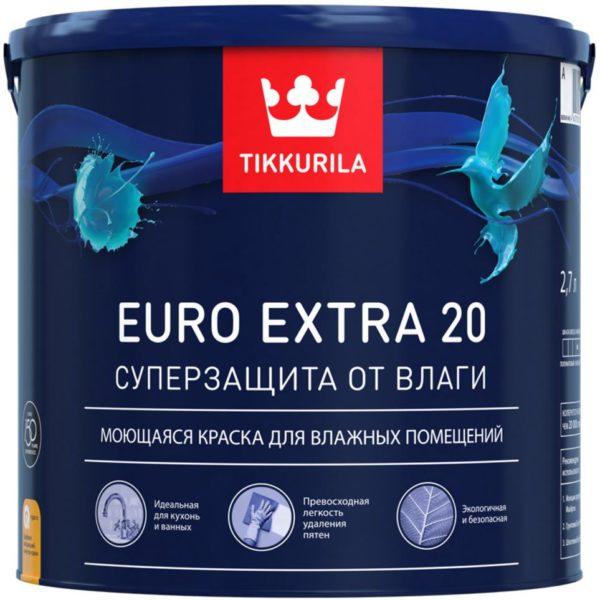 Tikkurila Euro Extra 20