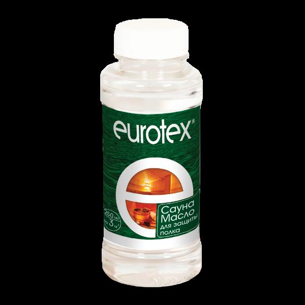 EUROTEX Sauna Maslo