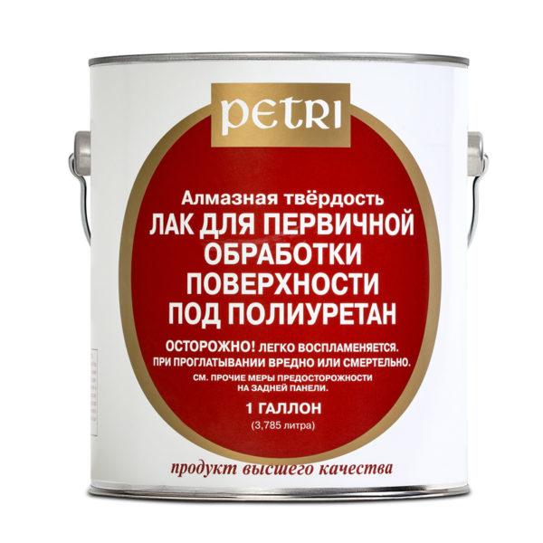 Petri Lak dlya pervichnoy obrabotki poverkhnosti pod poliuretan 3,8 l