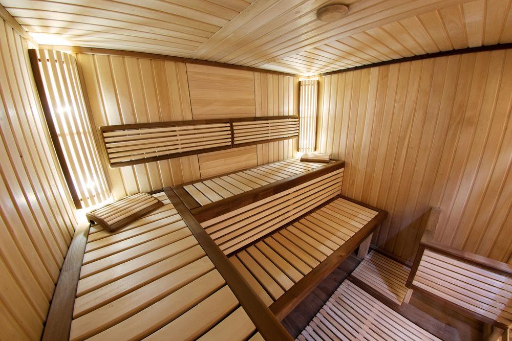 Polok v saune