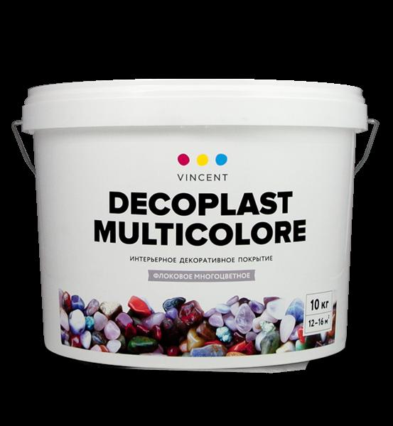 Vincent Decoplast Multicolore D 1 Vinsent Mul'tikolor flokovoe dekorativnoe pokrytie