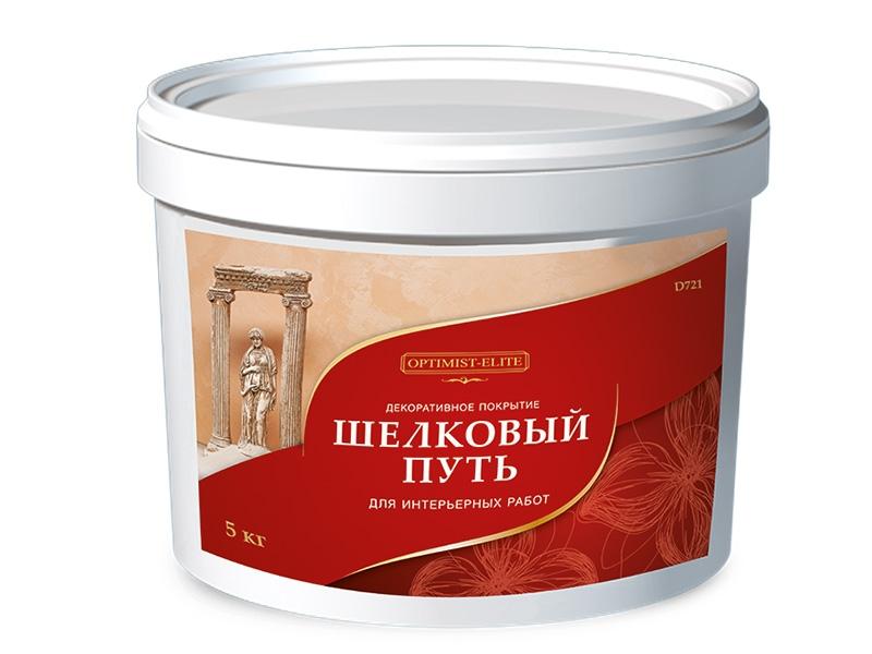 Optimist-elite SHelkovyi put dekorativnoe pokrytie D721