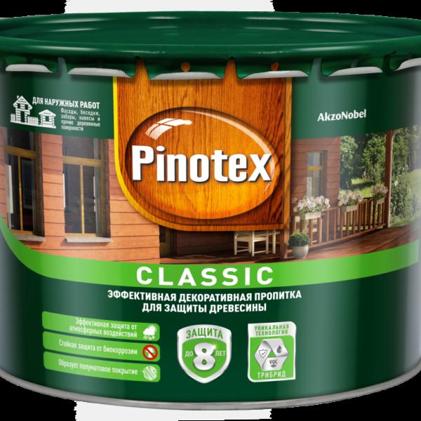 Pinotex Classic Pinoteks Klassik 10l