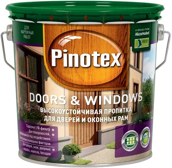 Pinotex Windows