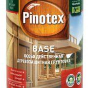 Pinotex base Pinoteks Baza gruntovochnyy antiseptik 1l