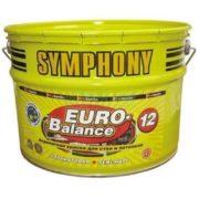 SYMPHONY EURO-Balance 12 AKRILATNAYa POLUMATOVAYa KRASKA 10