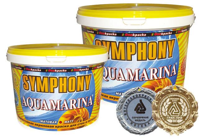 Symphony Aqua Marina Simfoniya Akva Marin