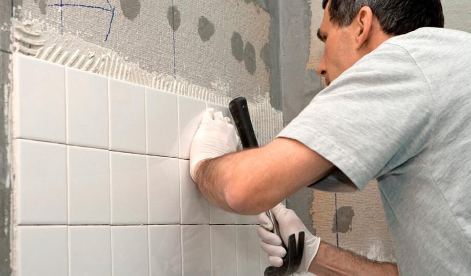штукатурить стены перед укладкой плитки