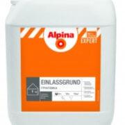 Грунтовка Alpina Einlass-grund