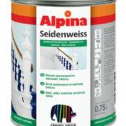 Alpina Seidenweiss (Альпина Сайдэнвайс) эмаль шелковисто-матовая 0,75