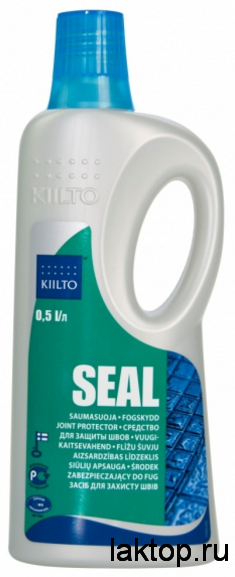 Защитное средство для швов KIILTO Seal - 820 руб. Доставка!