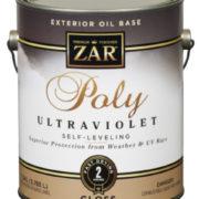 ЛАК Полиуретановый ZAR Exterior Oil Base Poly Ultraviolet