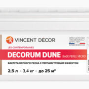 Vincent Decor Decorum Dune Perle Micro
