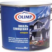 Эмаль алкидная OLIMP