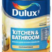 Полуматовая Kitchen & Bathroom Dulux (realife) Для кухни и ванной