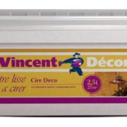 Cire deco Vincent