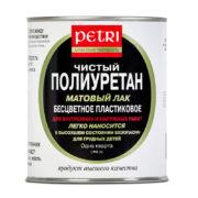 Poliuretanovyy lak Petri Diamond Hard matovyy 1 l