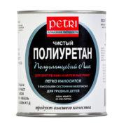 Poliuretanovyy lak Petri Diamond Hard poluglyantsevyy 1l