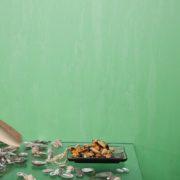 Образец Optimist-elite Морской жемчуг краска с декоративным эффектом D725