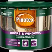 Pinotex Doors&Windows — Pinoteks propitka dlya okon i dverey